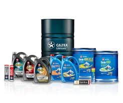 caltex lubricants